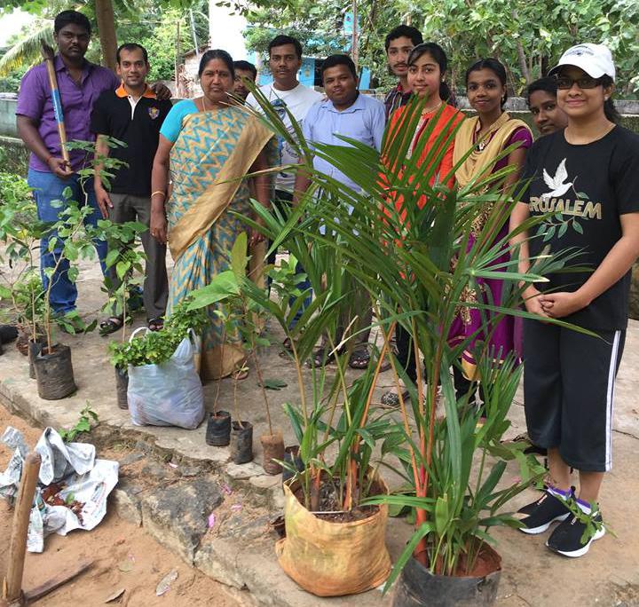 CSR – Tree Plantation Event